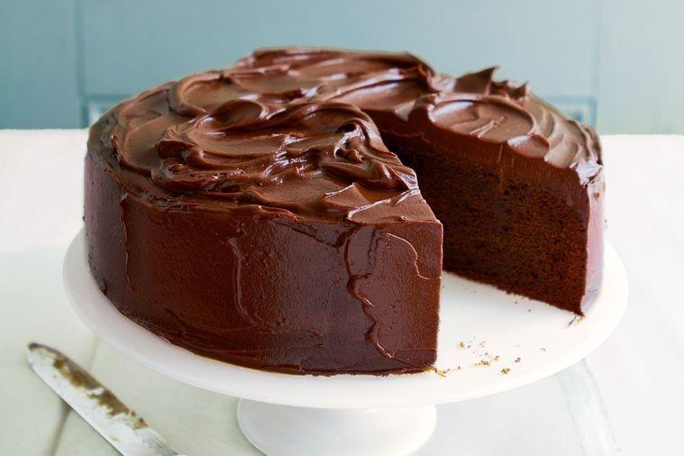 Ultimate chocolate birthday cake recipe