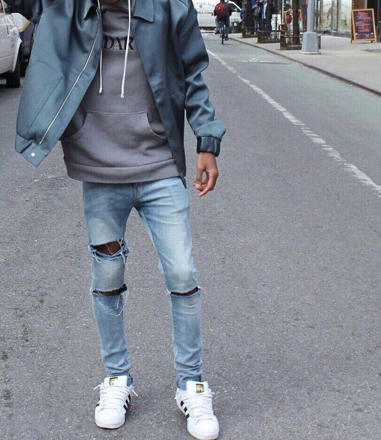 men fashion - curiosity unboxing