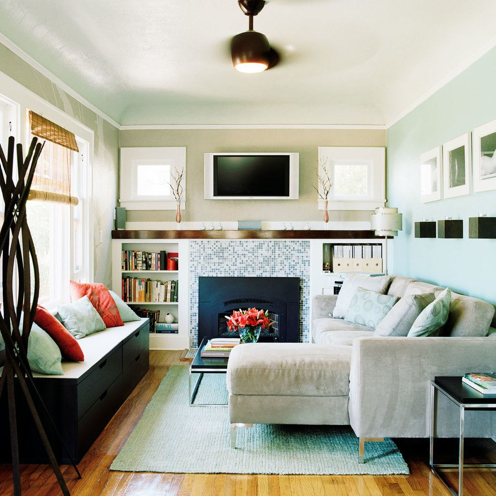 Stylish Living in 700 Square Feet | Small spaces, Spaces and Diy ...