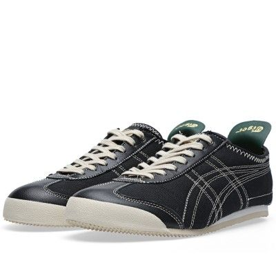 Onitsuka Tiger Mexico 66  65th Anniversary  (Black)  db2e121571