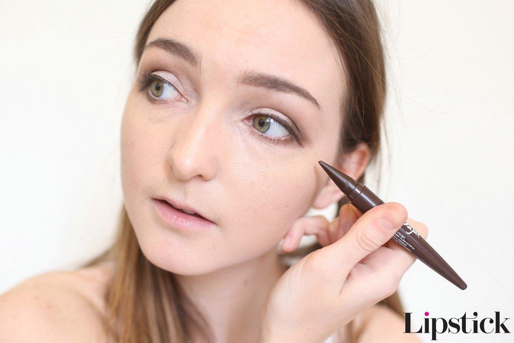 puppy korean eyeliner dog tutorial makeup eye glamour trend
