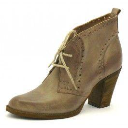 da426653cad Bottines   low boots Meline gris modèle CHICAGO PERLA. Bottines ...