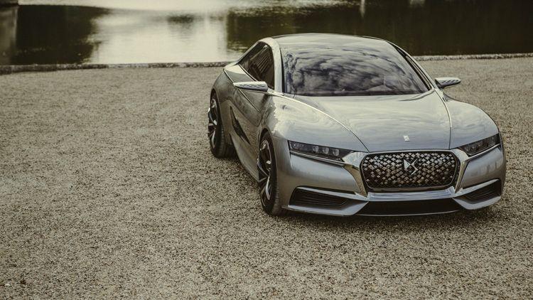 Citroen Divine Ds Concept Spor Arabalar Arabalar Ve Spor
