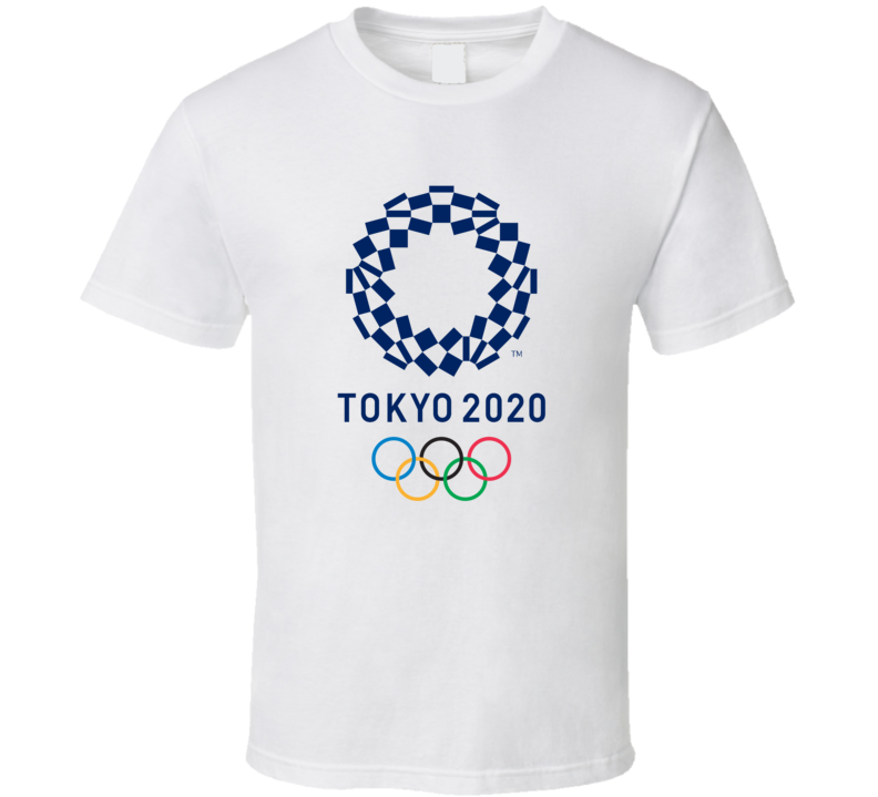 Tokyo 2020 Olympics T Shirt in 2020 Tokyo 2020, 2020