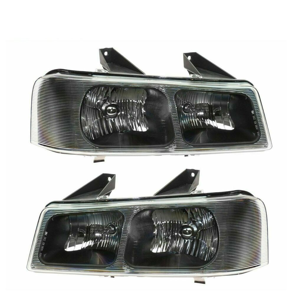 New Head Lamp Rh Lh For Chevrolet Express 2500 03 17 Gm2502233