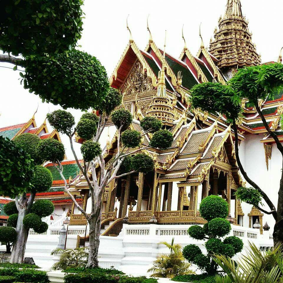 Tailandia templo
