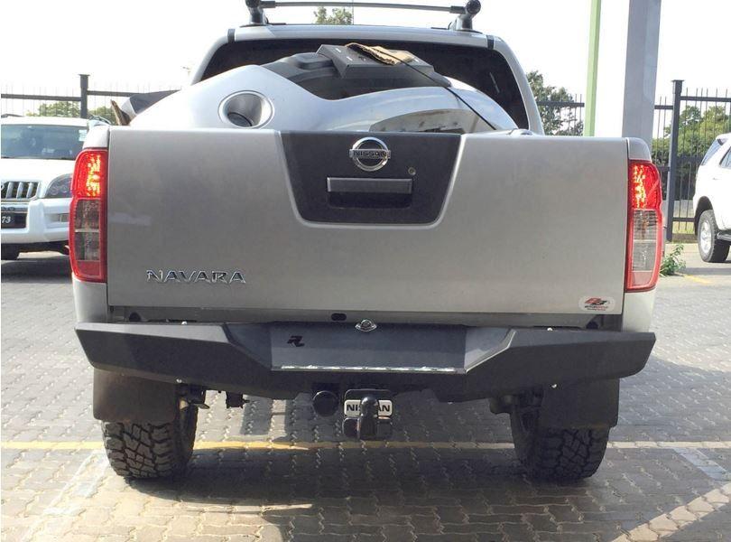 Evolution 3 Rear Bumper for Nissan Navara/Frontier D40 | Stuff to
