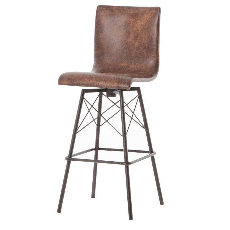 Tremendous Four Hands Diaw 31 In Bar Stool Products In 2019 Squirreltailoven Fun Painted Chair Ideas Images Squirreltailovenorg
