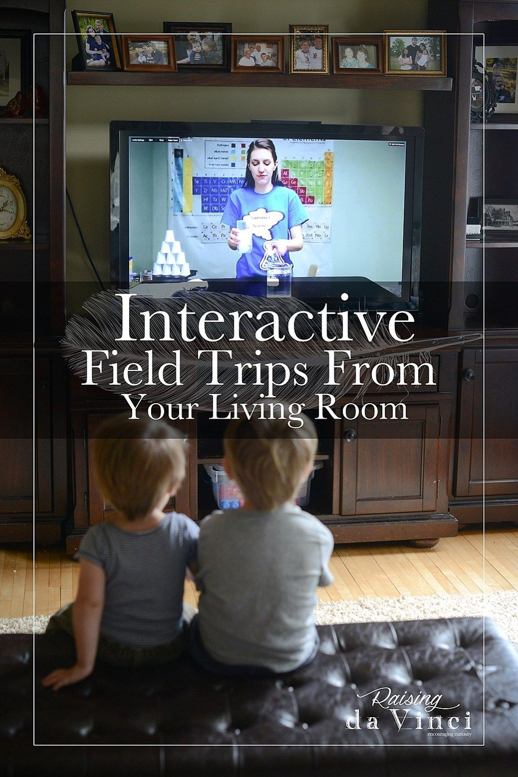 Interactive Field Trips From Your Living Room