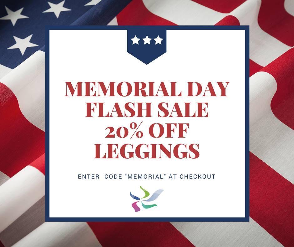 Memorial Day Legging Sale Less Than 14 For One Size Leggings