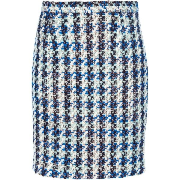 BY MALENE BIRGER tweed skirt ($250) ❤ liked on Polyvore