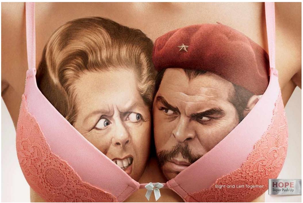 Te Mostramos Campanasgraficas Cuya Estrategia Es Buscar La Sonrisa De Las Personas Emisarios C Campanas Publicitarias Publicidad Che Guevara