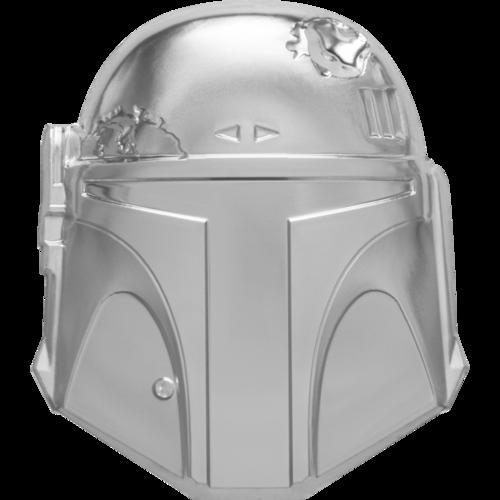 Feared Bounty Hunter Boba Fett On New Helmet Coin Star Wars Helmet Boba Fett Helmet Star Wars Boba Fett