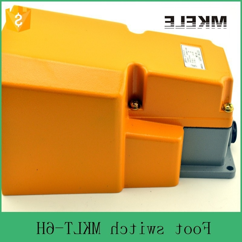 $33.94 (Buy here - https://alitems.com/g/1e8d114494b01f4c715516525dc3e8/?i=5&ulp=https%3A%2F%2Fwww.aliexpress.com%2Fitem%2FMKLT-6H-Guard-free-shipping-CNC-metal-alloy-foot-pedal-switch-on-off-Industrial-heavy-duty%2F32355260763.html) MKLT-6H Guard free shipping CNC metal alloy foot pedal switch, on-off Industrial heavy duty foot switch with CE certificate