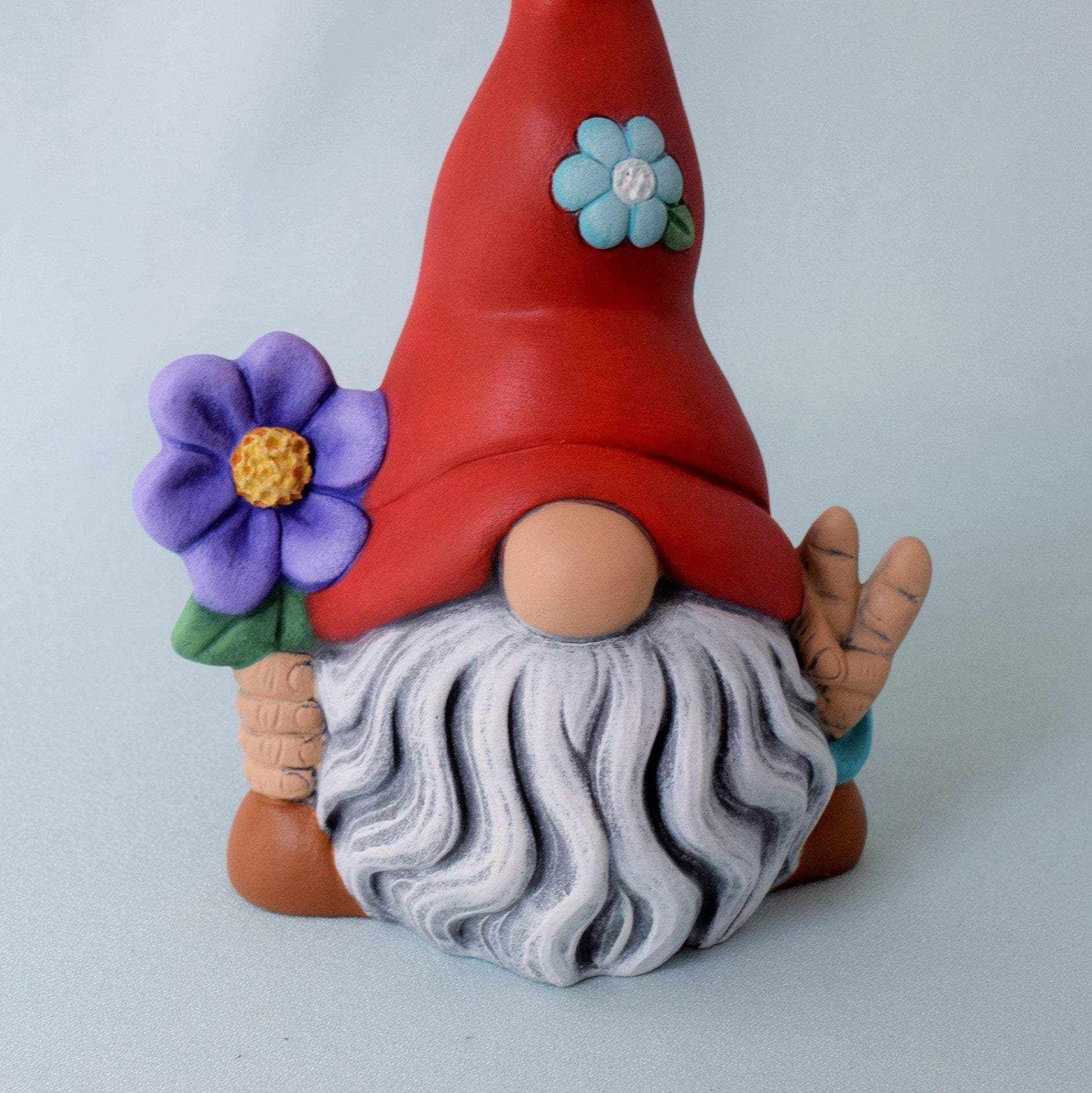 Groovy Gnome | Forrest Gnome – Red