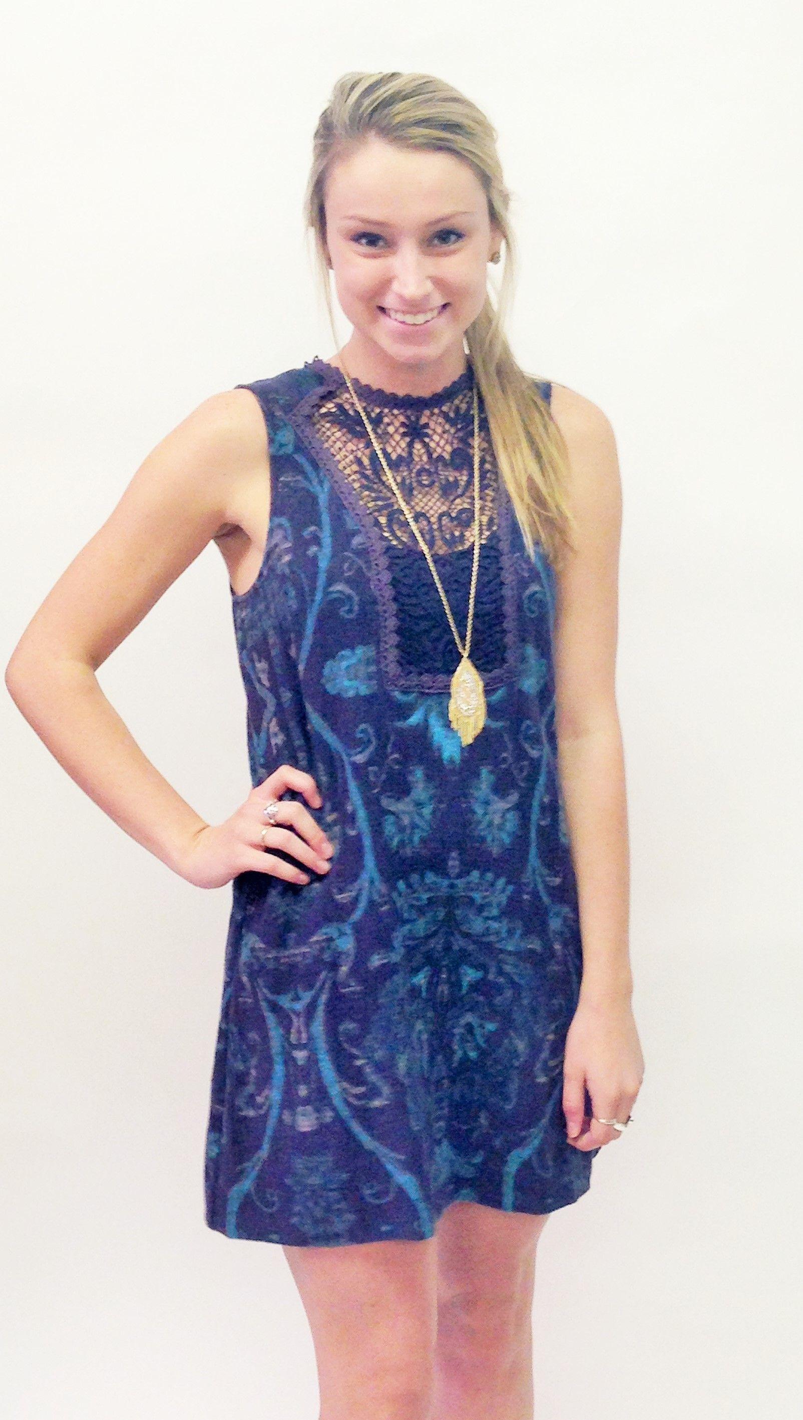 Free Spirit Dress Momentum Clothing Fall 2014 Fall