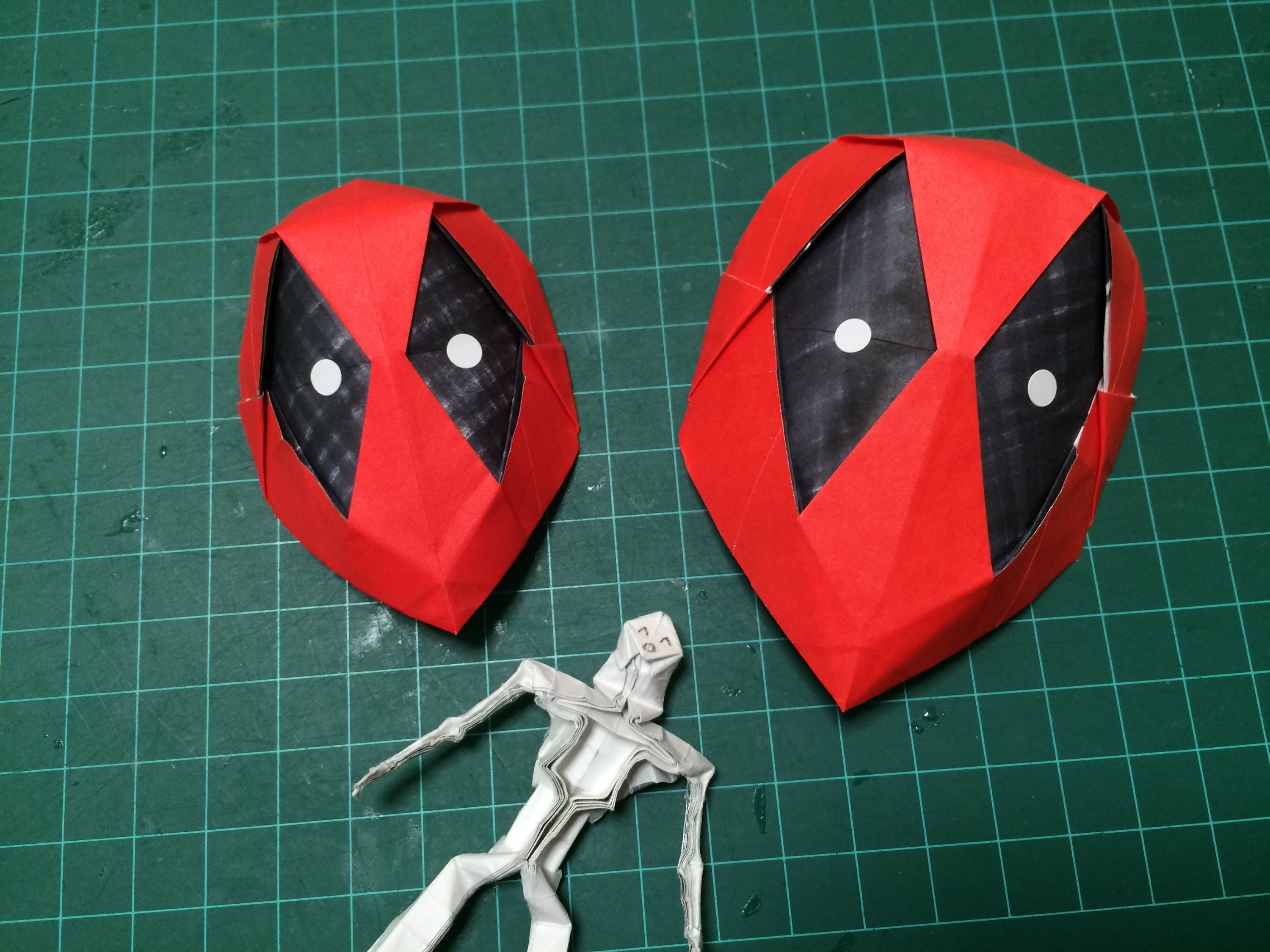 Pin On Origami Characters