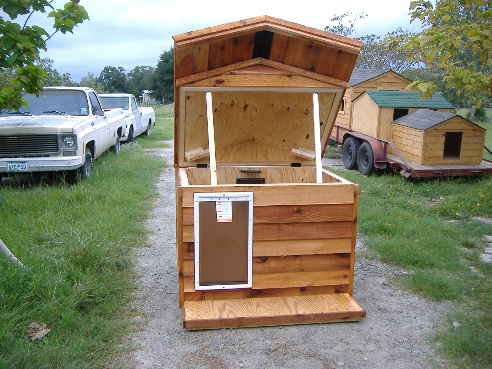 Extra Large Ac Dog House Dog House Diy Small Dog House