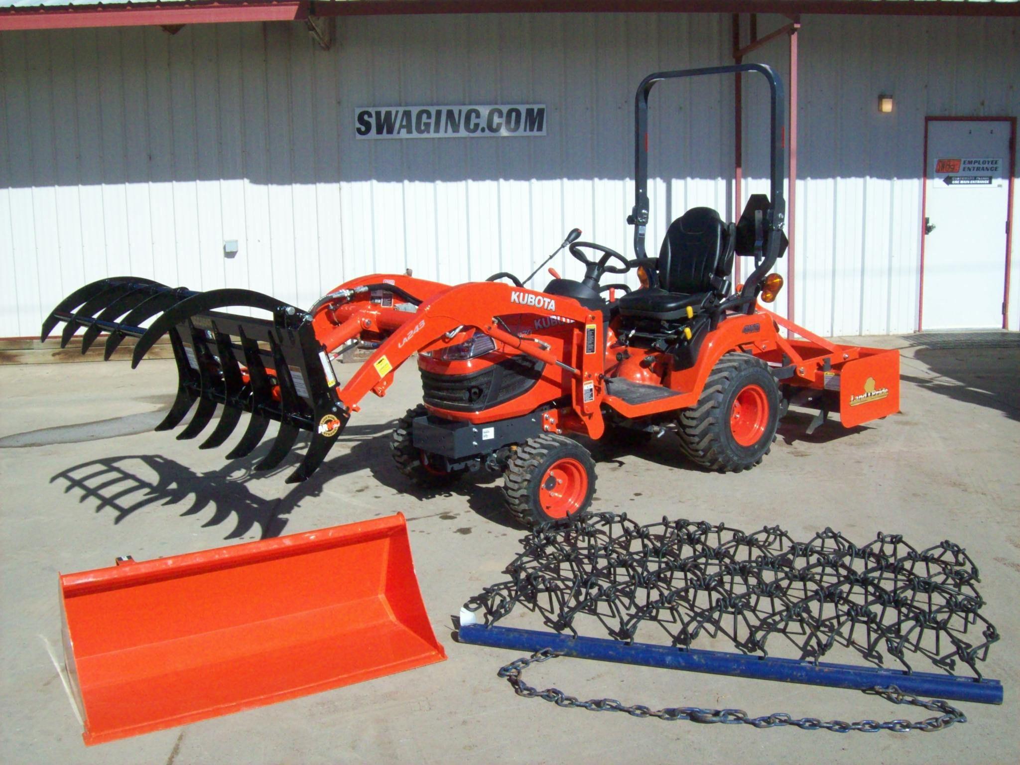Southwest Ag Tractor Equipment Sales Rental Service Tractor Idea Kubota Kubota Tractors