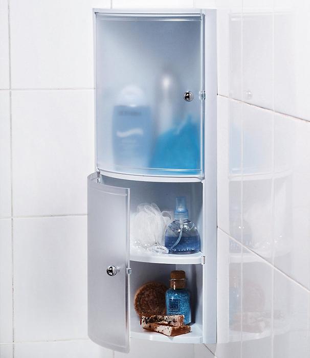 Los esquineros son una opción poco invasiva para tu baño  Sodimac   Homecenter  especialbaño 2b343fdbd6f7