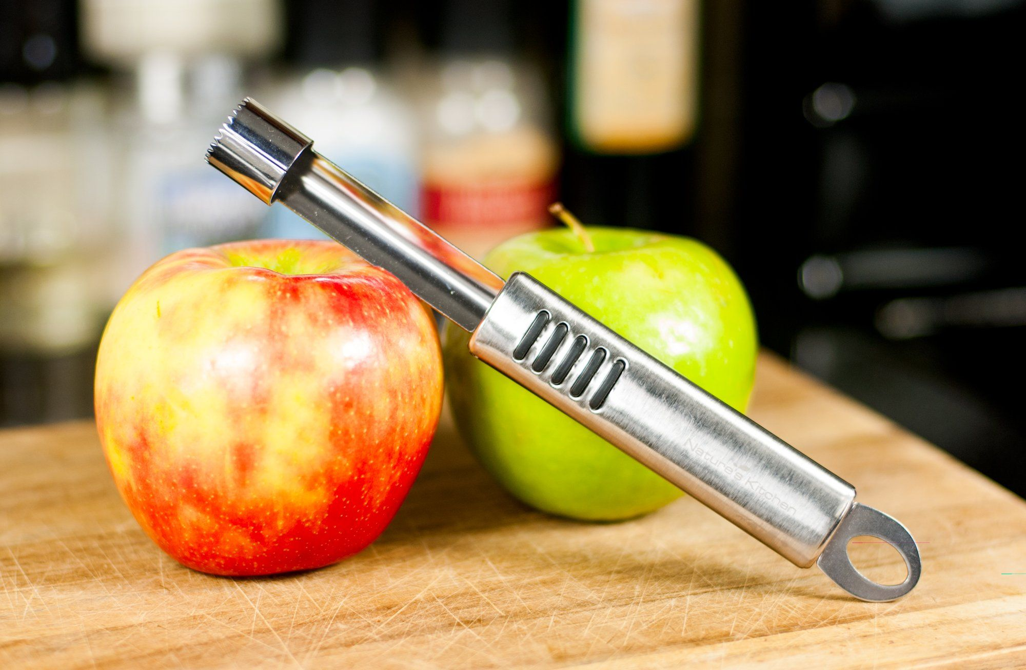 Apple corer by natures kitchen commercial