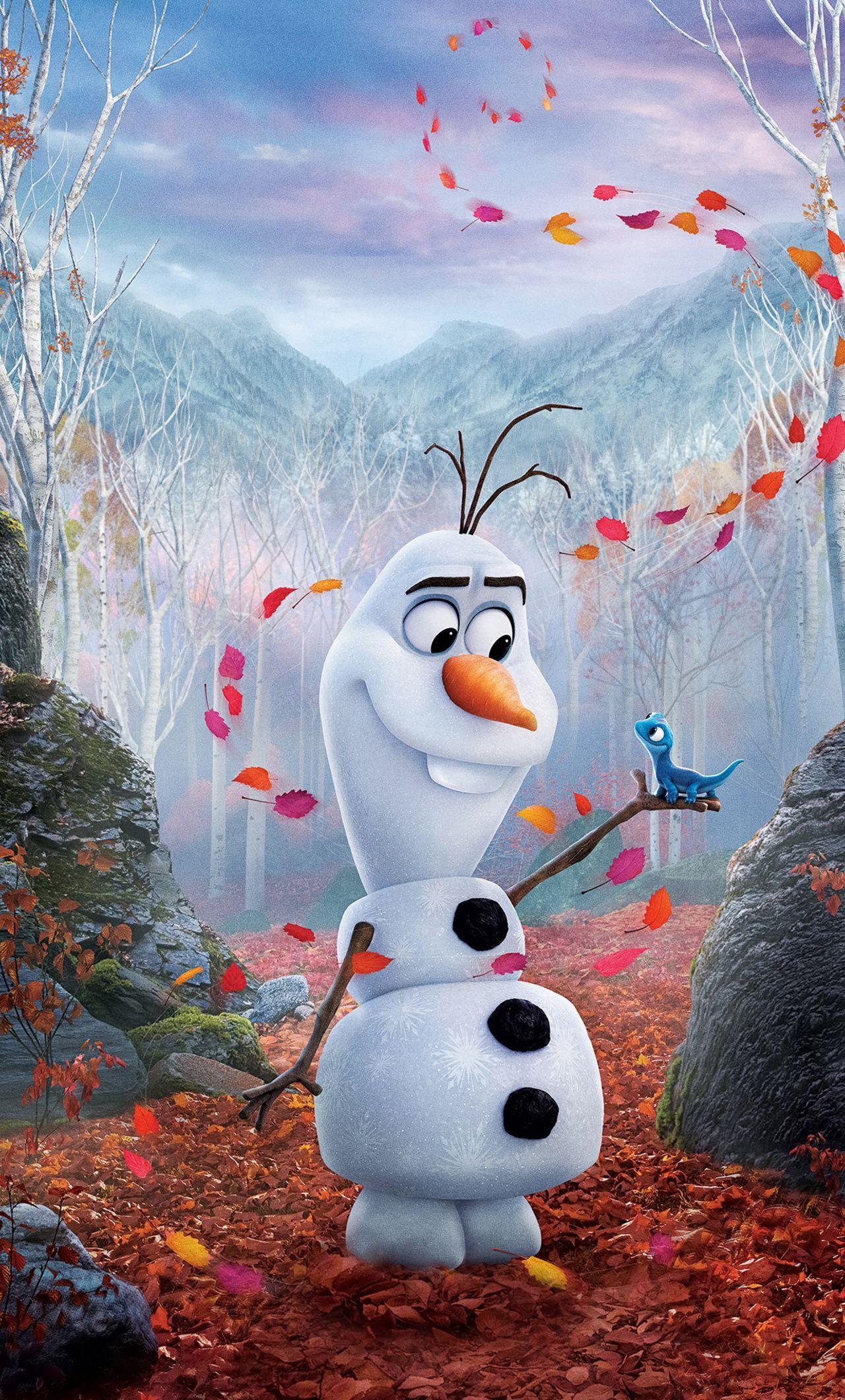 1280x2120 Happy Snowman Olaf Frozen 2 Movie 2019 Wallpaper Entertainment Wallpaper Disney Wallpaper Disney Phone Wallpaper Disney Princess Wallpaper Ideas for olaf frozen 2 olaf wallpaper