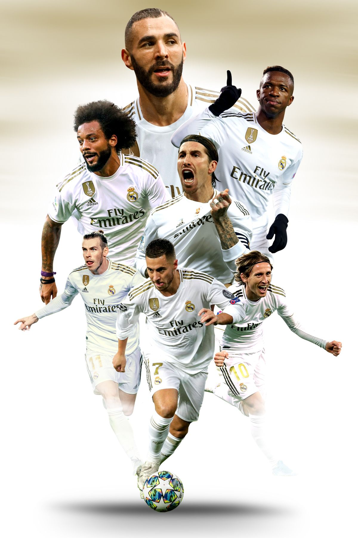Real Madrid Poster In 2020 Real Madrid Wallpapers Real Madrid Team Madrid Wallpaper