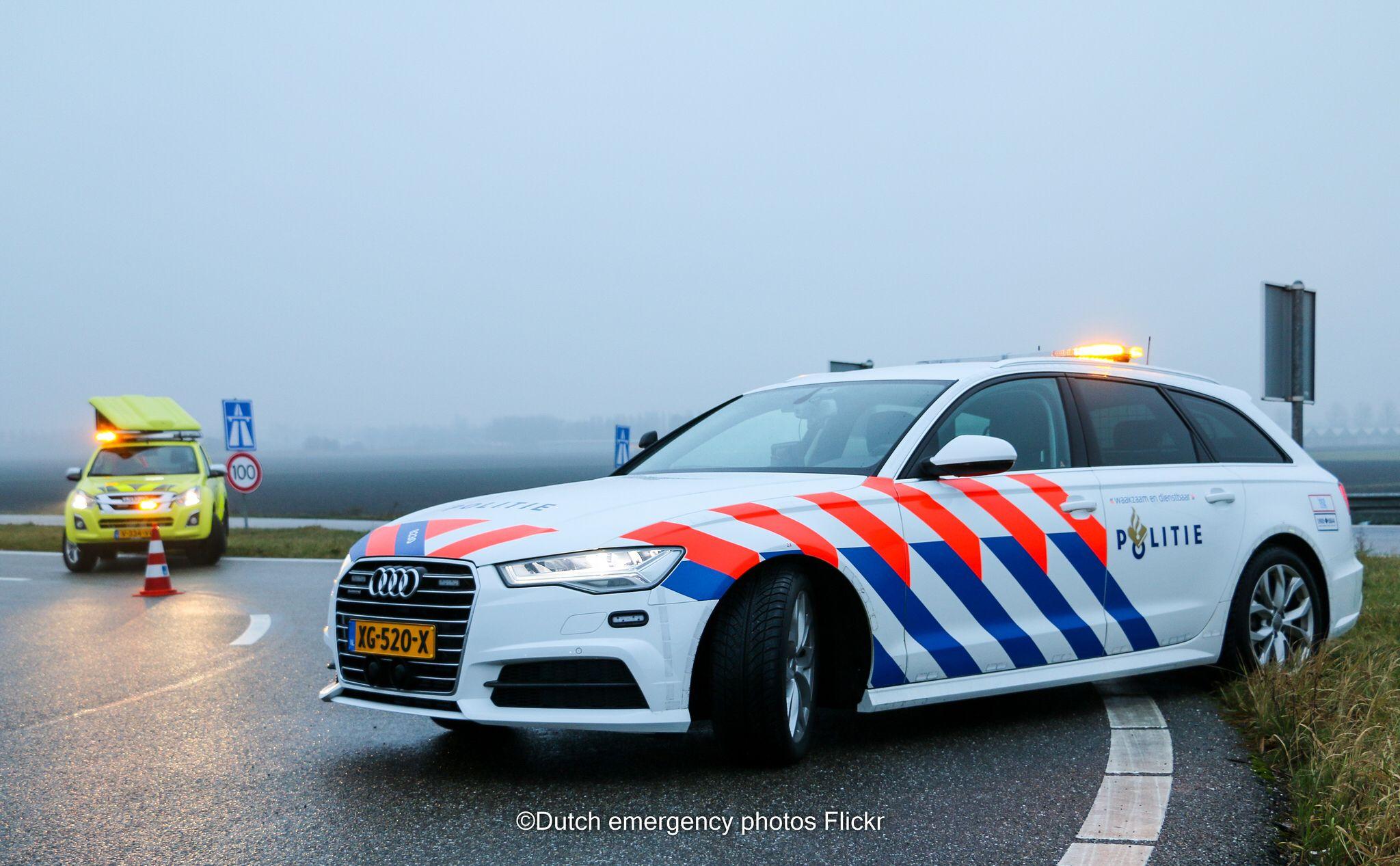 Dutch Police Audi A6 Quattro Avant Audi A6 Quattro