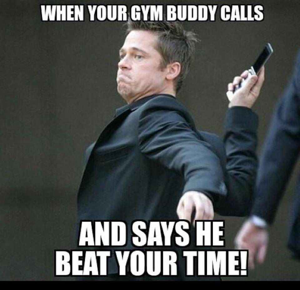 Fu Jenni M Lol P S I Love You Crossfit Motivation Crossfit Humor Gym Memes
