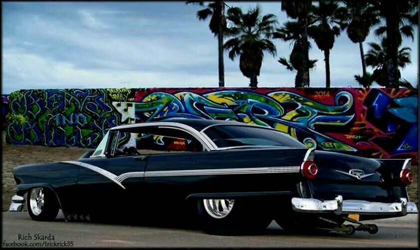 1956 Ford Pro Street   | Life in the fast lane | Ford