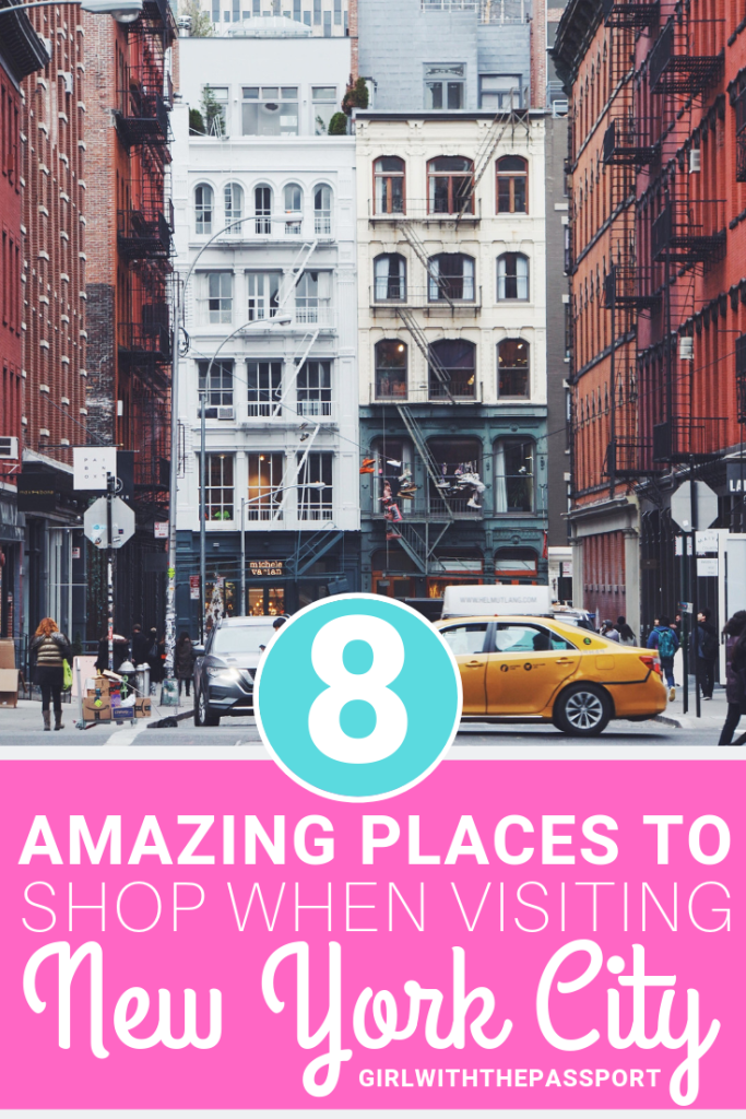 17 of the Best Places to Shop in NYC on a Budget (with