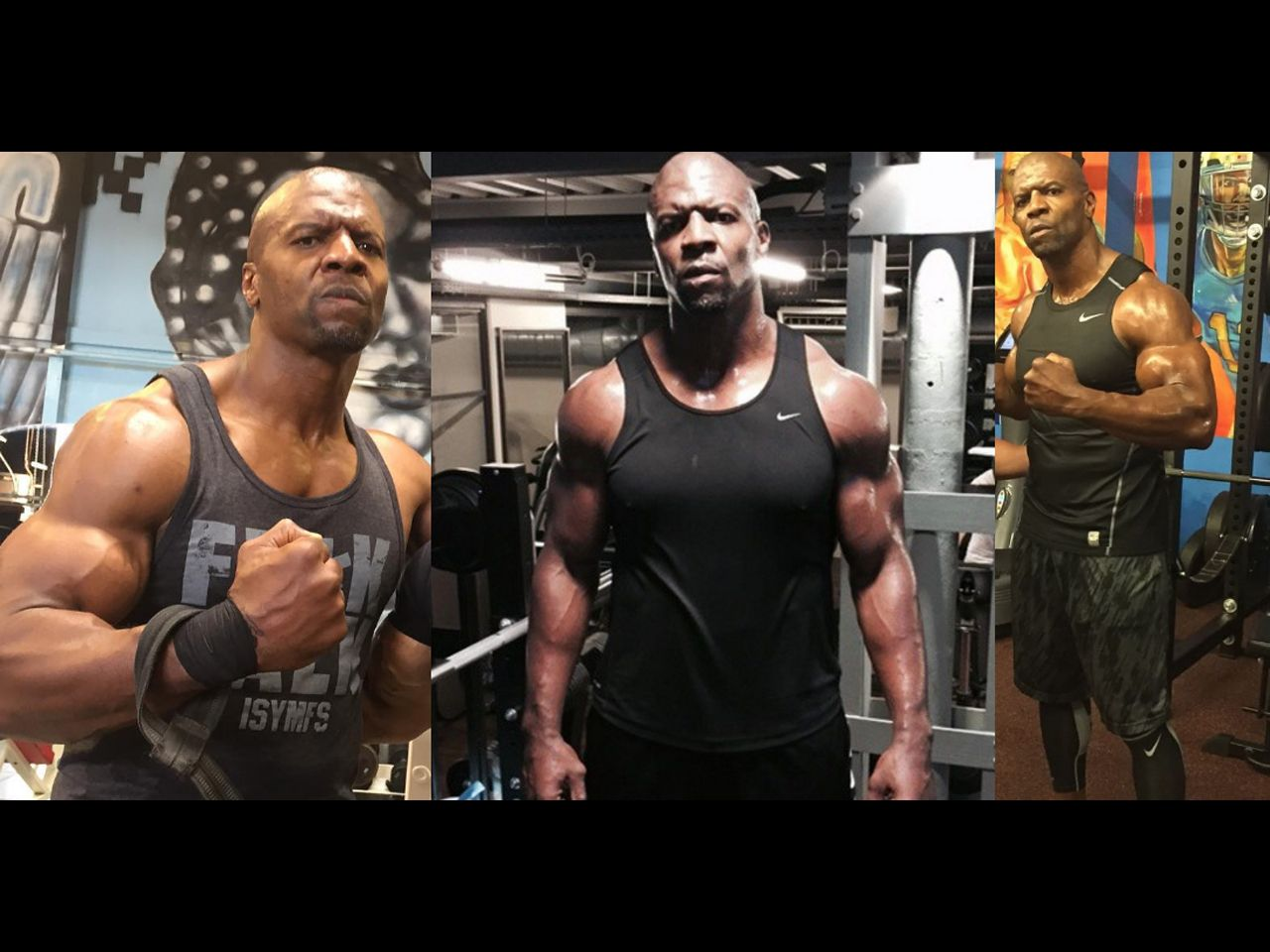 Stunning His Ly Workouts Times Terry Crews Absolutely Shredded Instagram Times Terry Crews Absolutely Shredded Instagram His Terry Crews Fasting Regimen Terry Crews Fasting Video