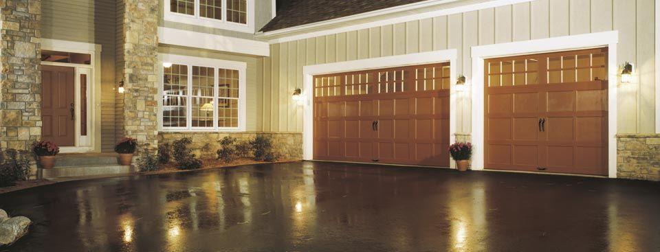 Amazing Ideal Door Company #9 - Ideal Door Garage Doors Sold At Menards: Residential And Commercial Doors
