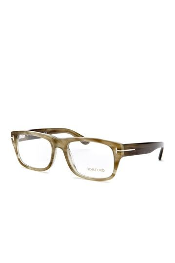 0a705f2909 Tom Ford Optical Women s Oliver Green Eyeglasses by Ray Ban on  HauteLook