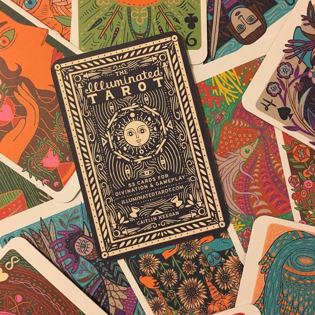 what tarot card am i instagram