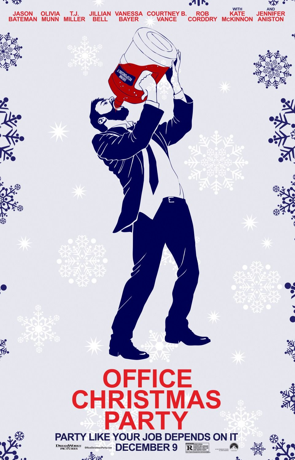 Office Christmas Party (2016)   Posters   Films (official ...