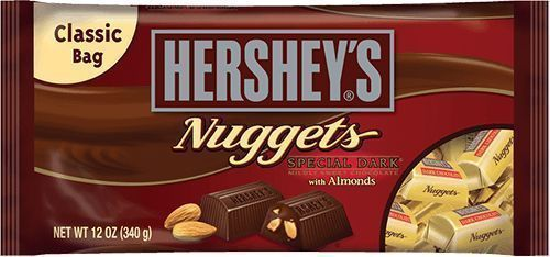 Details About Hershey S Nuggets Special Dark Chocolate With