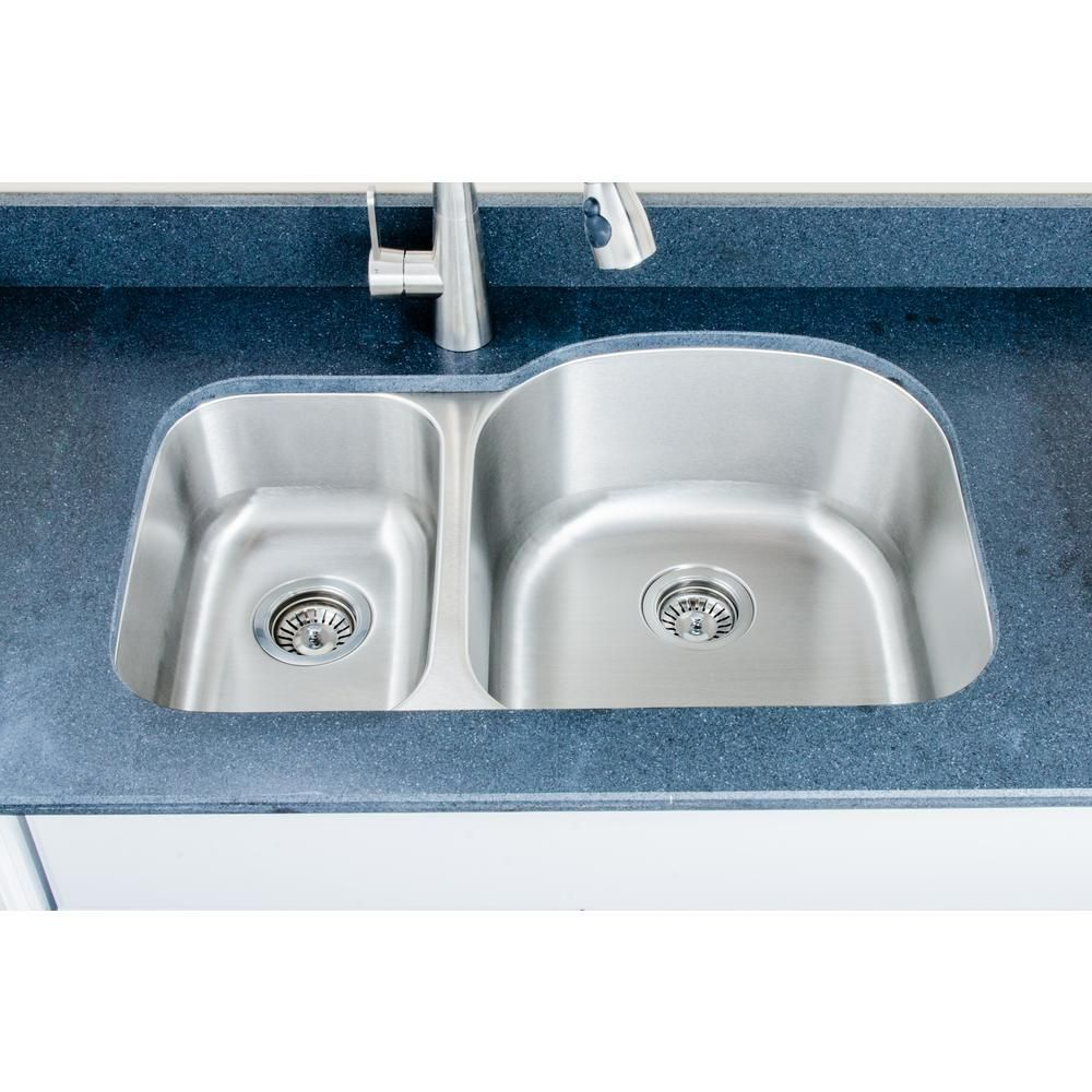 Wells The Craftsmen Series Undermount Stainless Steel 31 In 30 70