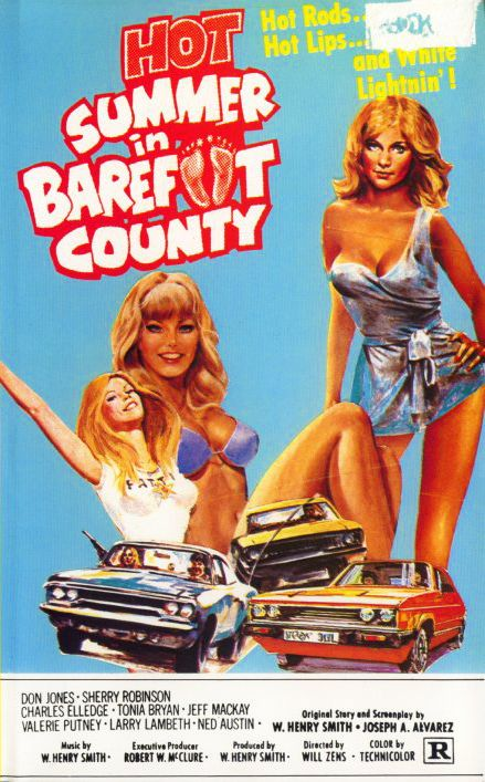 Hot Summer in Barefoot County (1974)