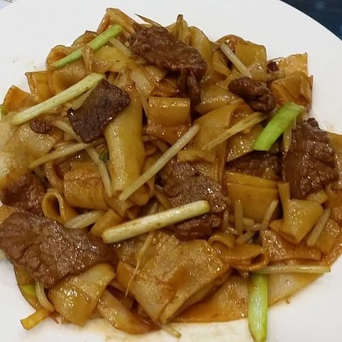 干炒牛河 #牛 #炒河 Dry fried Beef Hofan #beef