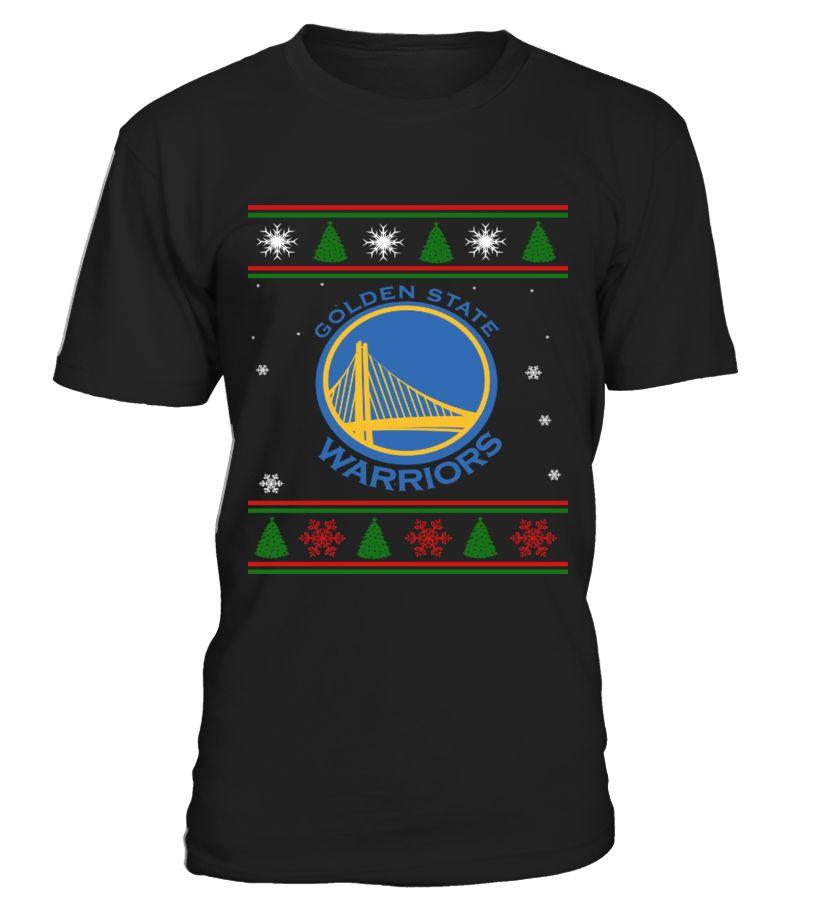 Golden State Warriors Christmas T Shirt granddaughter#tshirt#tee#gift#holiday#art#design# ...