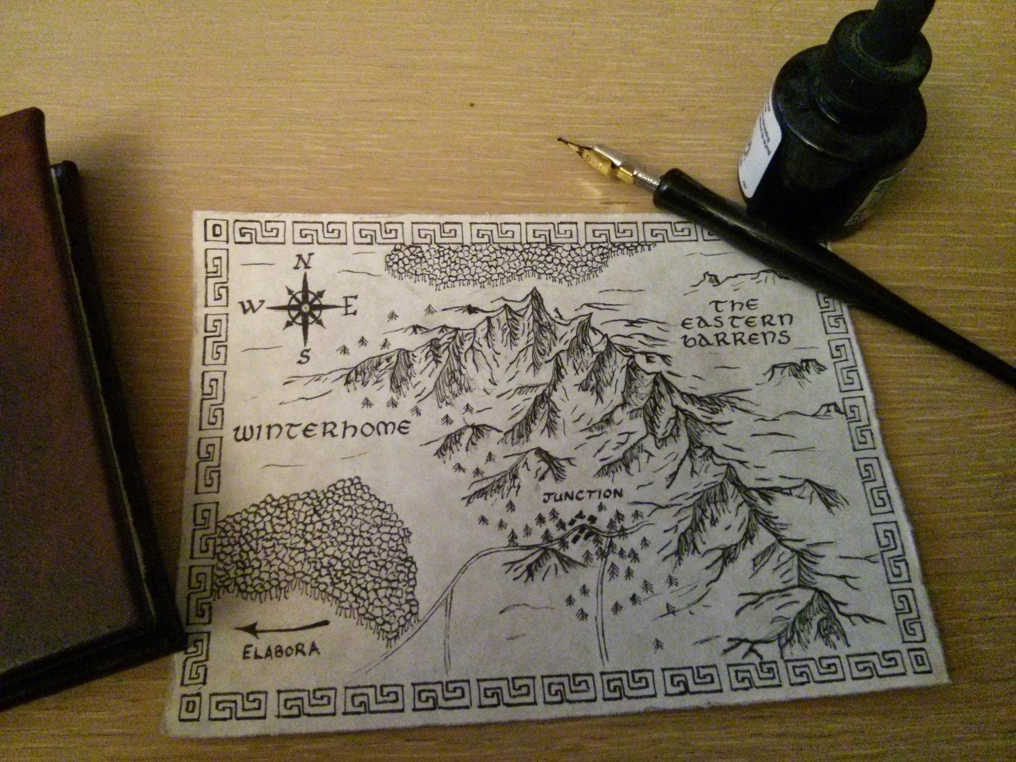 Rpg Map Fantasy Map Making Fantasy Map Fantasy World Map