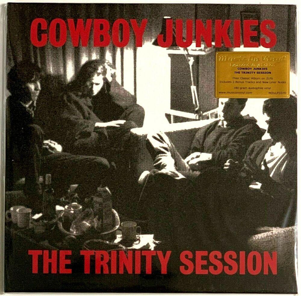 Cowboy Junkies The Trinity Sessions 180 Gram 2lp Lp Vinyl Record Album Sealed V 2020 G