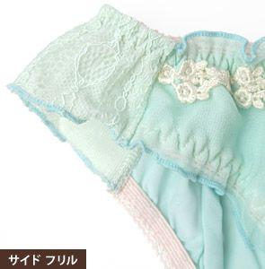 AMOUR Nightwear and Lingerie shop: Chiffon shorts (/ sale having a cute lady's / woman / lingerie / inner / underwear / underwear / panties /) of the adult-like race errand | Rakuten Global Market #chiffonshorts