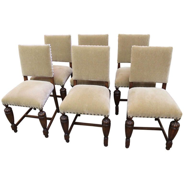 1920s english tudor style dining chairs | english tudor, tudor