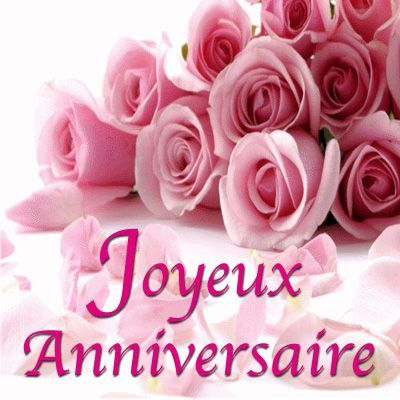 bon anniversaire wedding