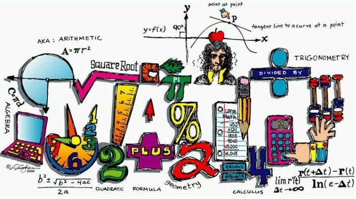 Cursos Y Videos Educativos Gratis En Aula Virtual Online Matematicas Cursos De Matematicas Cartel De Matemáticas