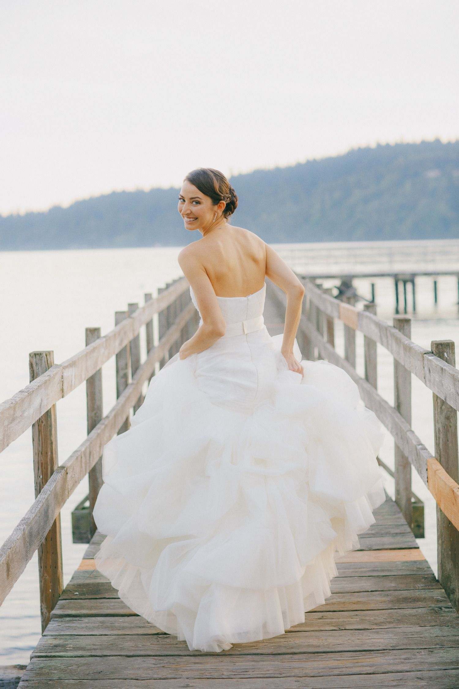 Island Pacific wedding dresses