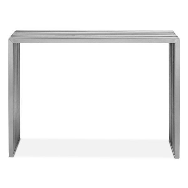 Consoles Zuo Modern Novel Console Table At Lofty Ambitions Modern Furniture Canada Mod Contemporary Modern Living Room Furniture Zuo Modern Console Table
