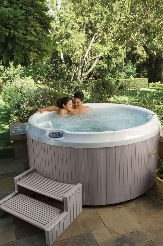 J210 Hot Tub - The only circular Jacuzzi Hot Tub, and one of our ...